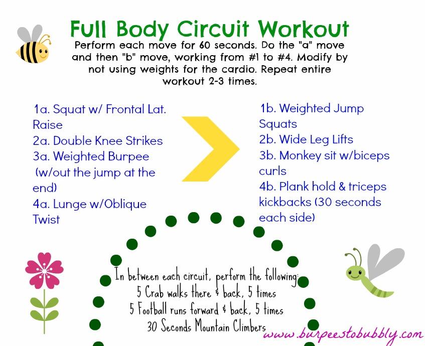 circuit machine workout