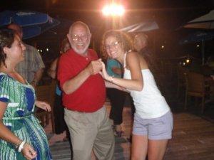 bermuda dancing