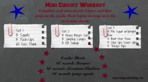 Mini Circuit Workout