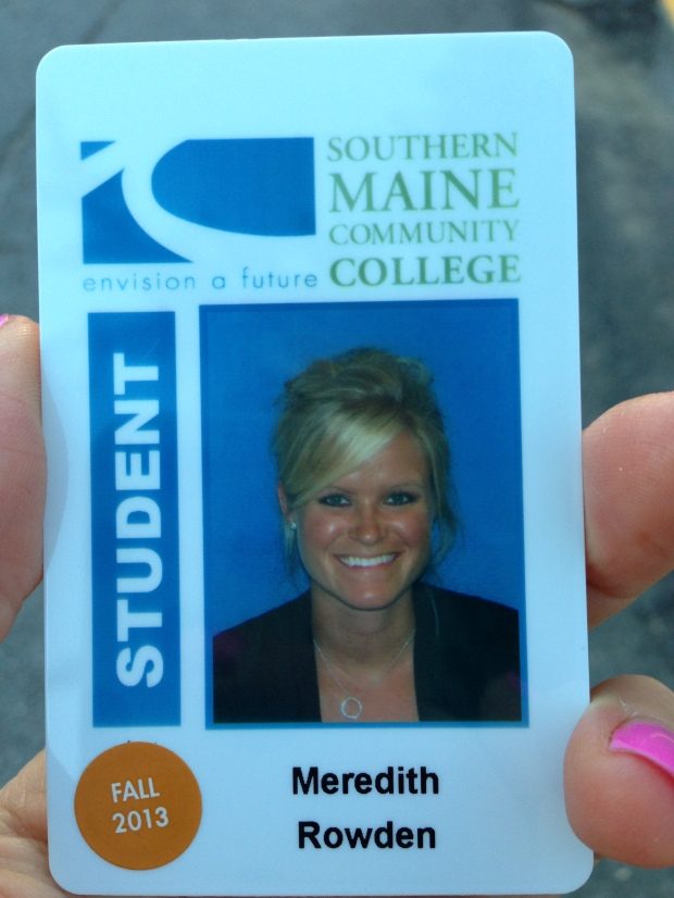 Meredith student ID