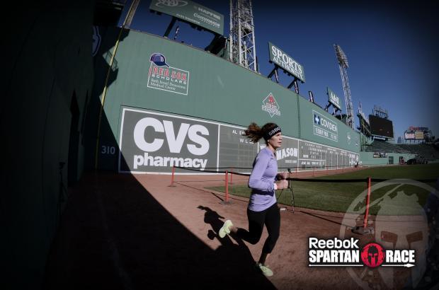 spartan race- running