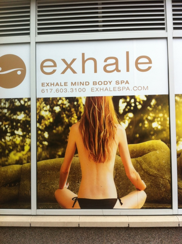 exhale spa