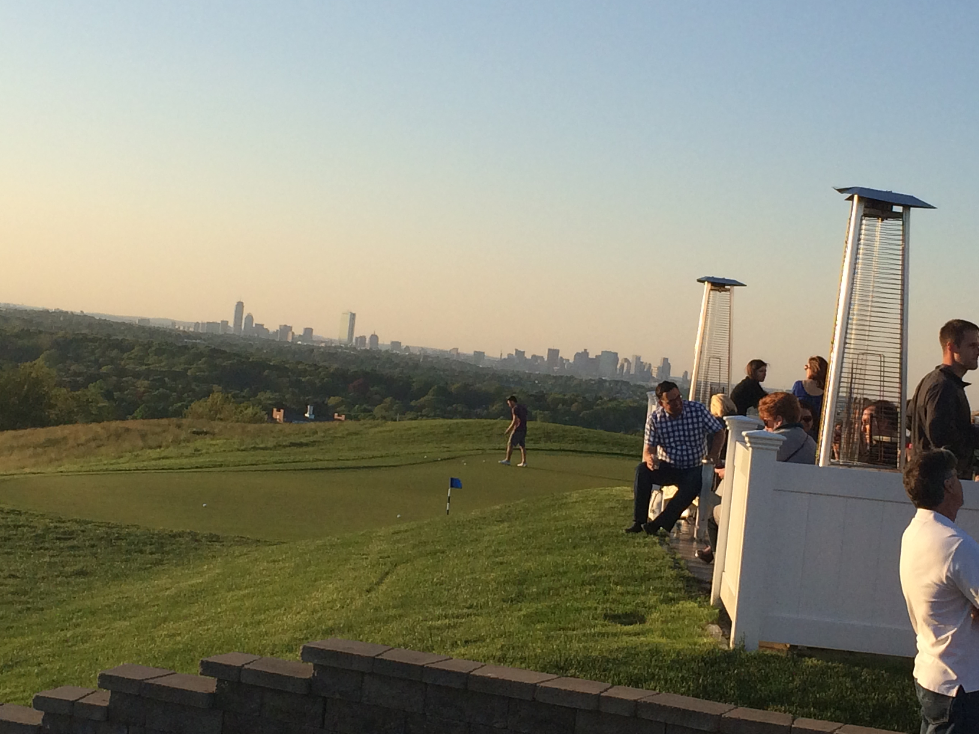 Granite Links Burpees To Bubbly