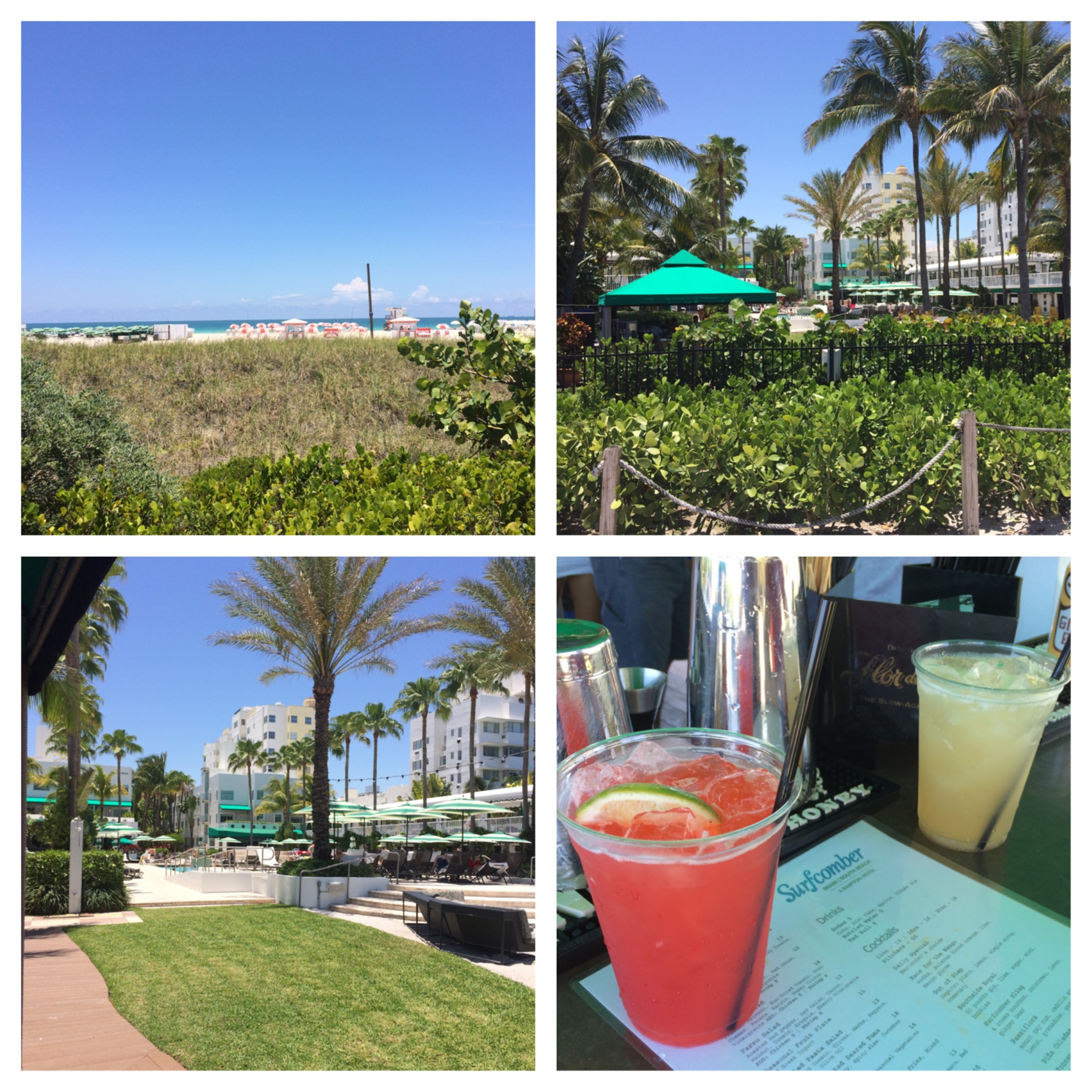 Weekend getaway to miami recap burpees to bubbly for Weekend getaways from miami