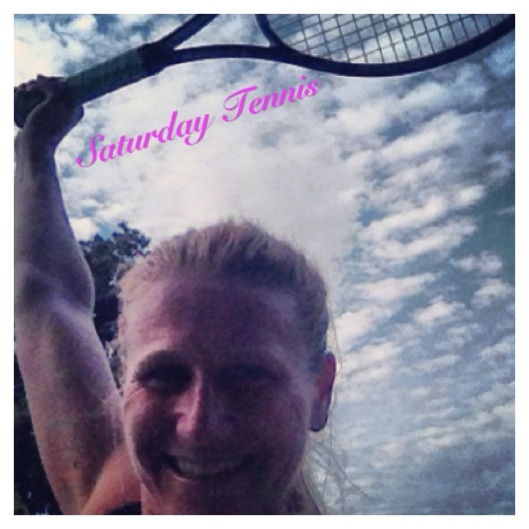 Cara guest post tennis