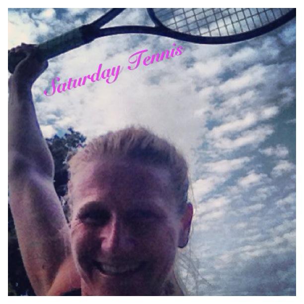 Cara guest post tennis
