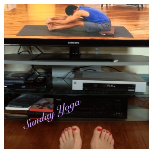 Cara guest post yoga
