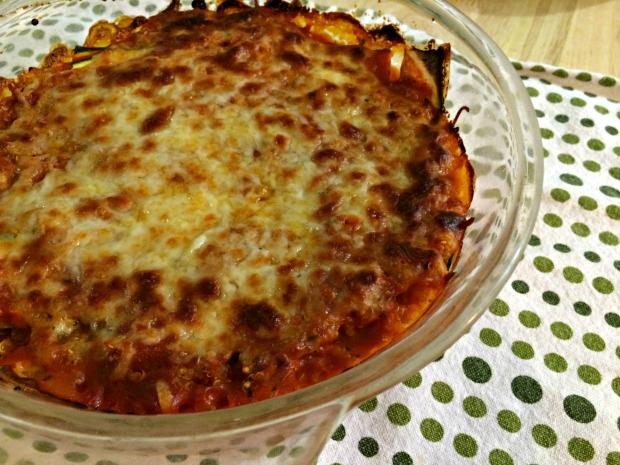 zucchini quinoa lasagna 2