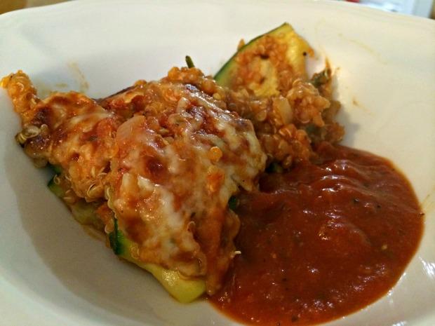 zucchini quinoa lasagna 4