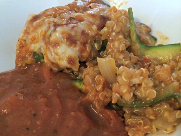 zucchini quinoa lasagna 5