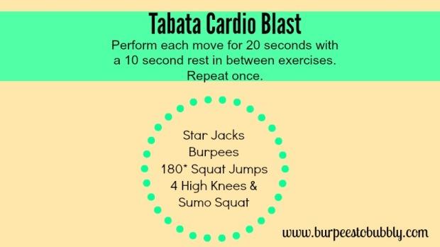 Tabata Cardio Blast