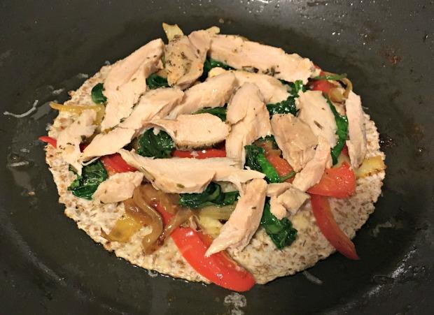 Healthier Quesadillas 2